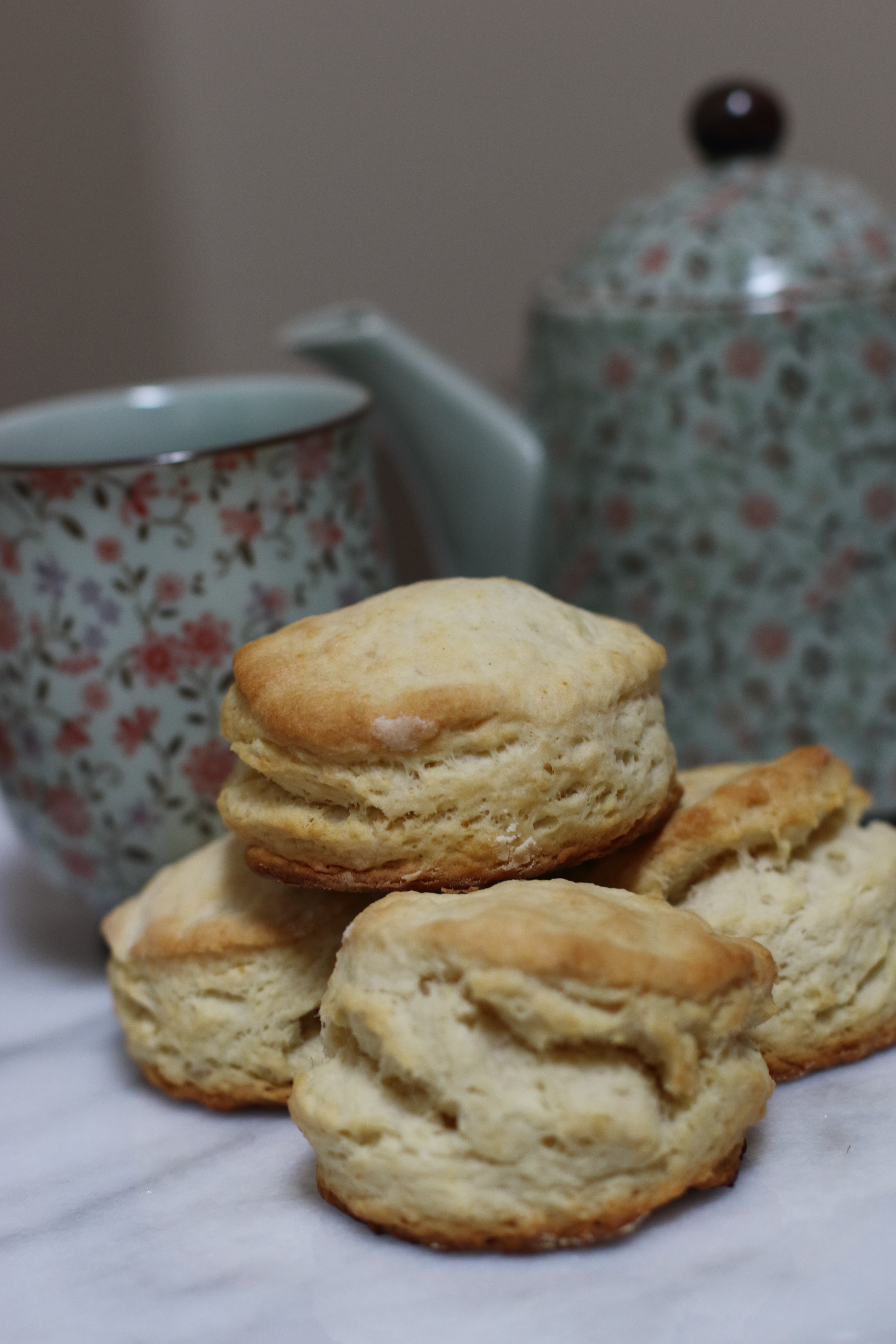Southern Comfort Biscuits