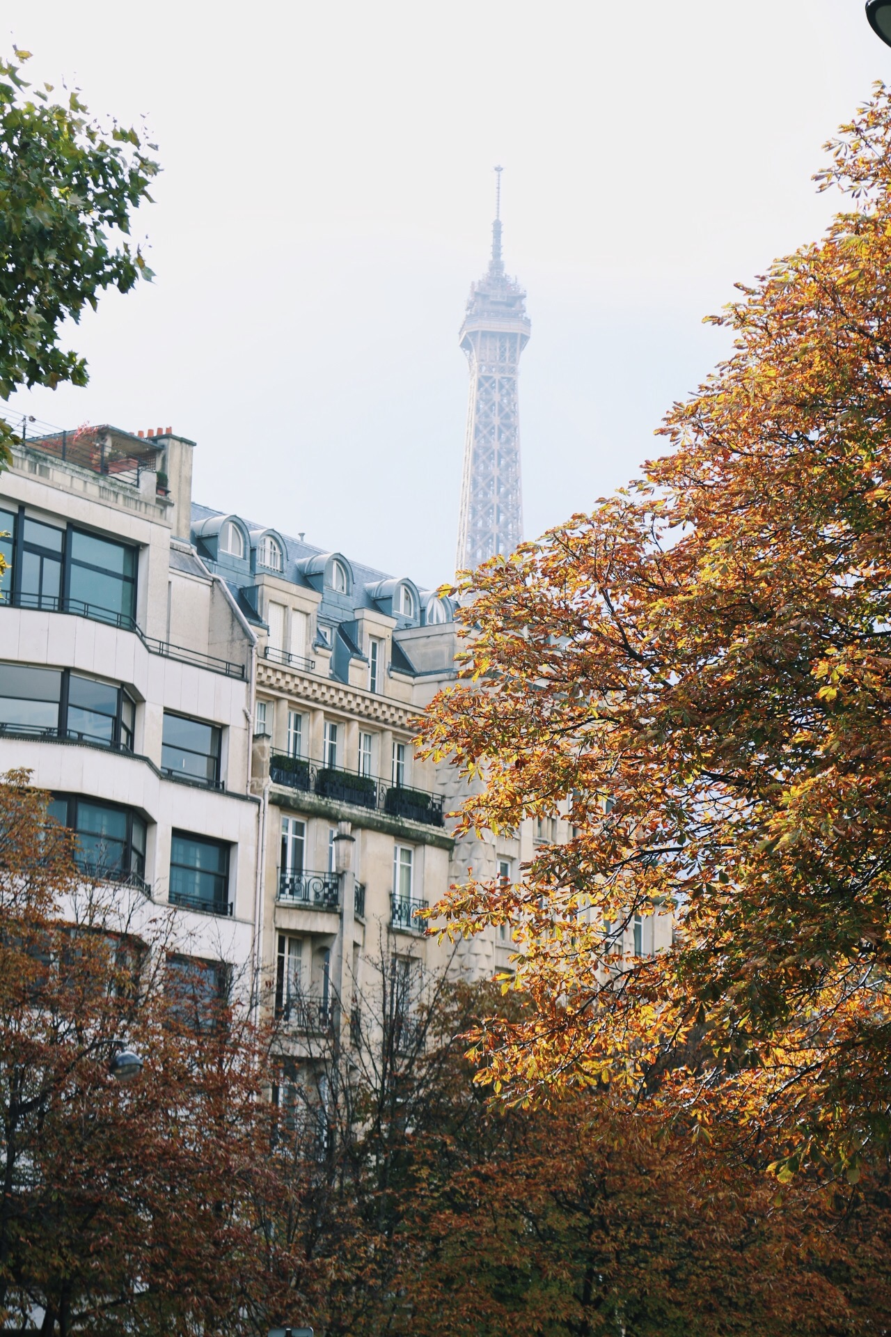 10 Photos To Inspire You To Visit Paris This Fall