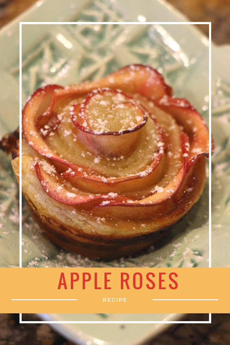 Your perfect holiday side dish! These roses are incredibly easy to make and will wow your guest at any event!