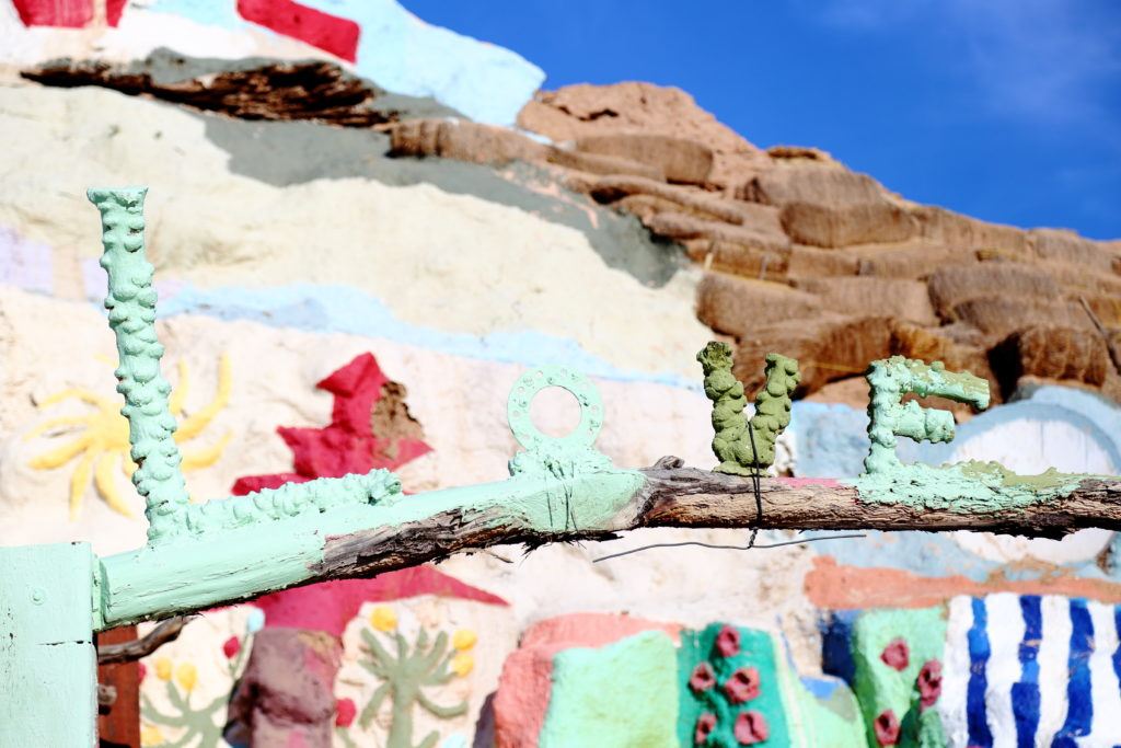 Tips for visiting Salvation Mountain California