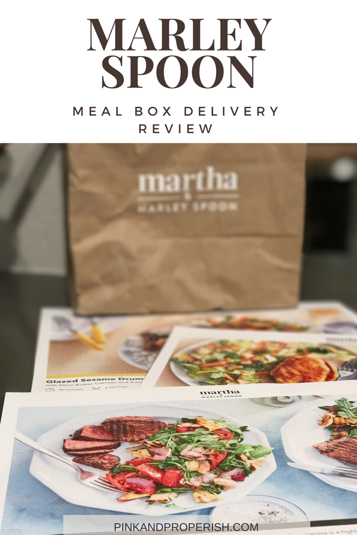 Not enough time in the day to make a delicious homemade meal after work? Check out my Marley Spoon Review for some great reasons why you should sign up for a meal prep service! Discount inside!