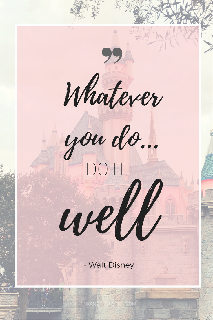 10 Inspirational Walt Disney Quotes To Get You Through Any Rough Patch! Walt  Disney Is