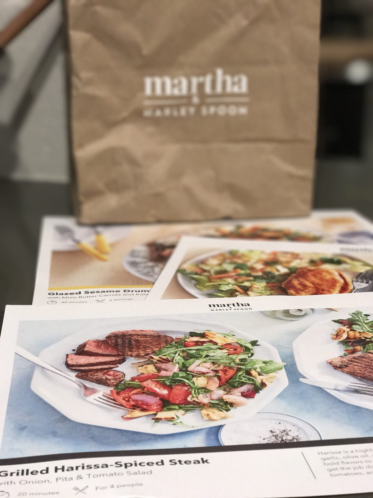 I Tried Martha & Marley Spoon For 2 Weeks – Here's What I Thought